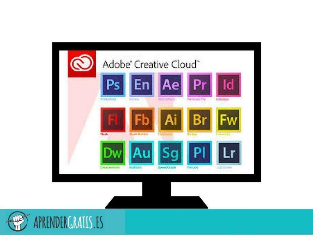Aprender Gratis   Manual de Photoshop y Adobe Creative Cloud