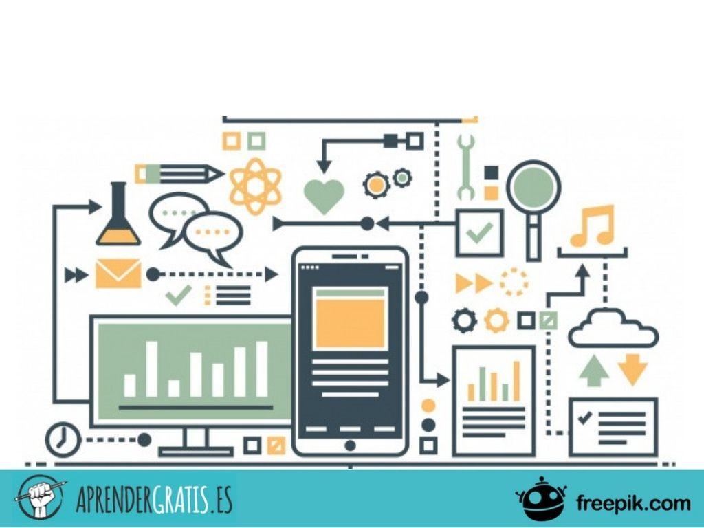 Aprender Gratis   Curso sobre ingeniería y aplicaciones web