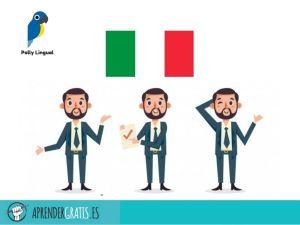 Aprender Gratis | Curso de italiano para negocios