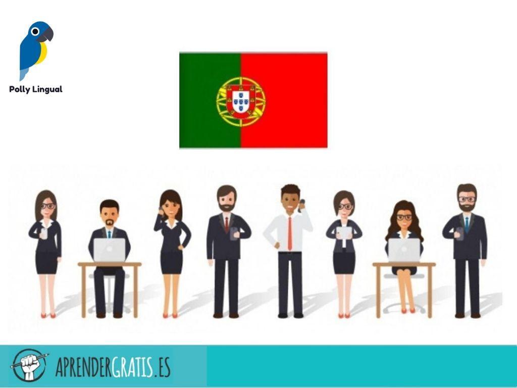 Aprender Gratis | Curso de portugués para negocios