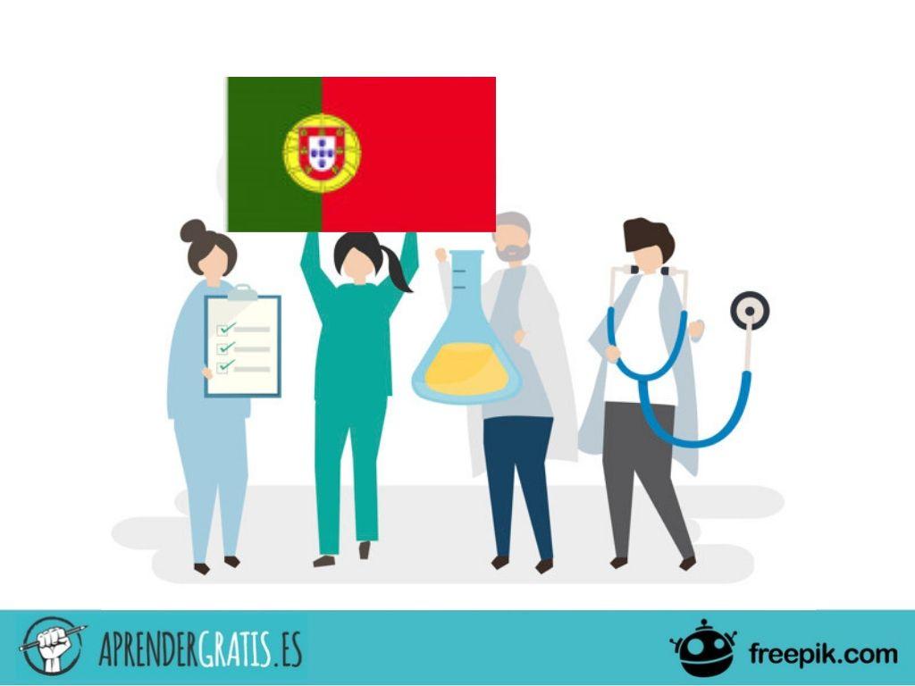 Aprender Gratis | Curso de portugués para el sector salud