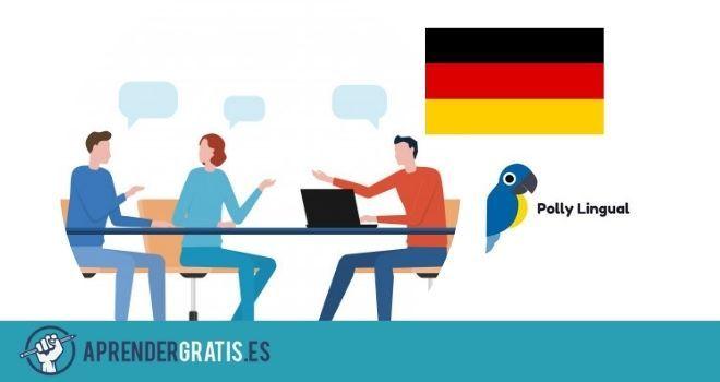 Aprender Gratis | Curso de alemán para negocios