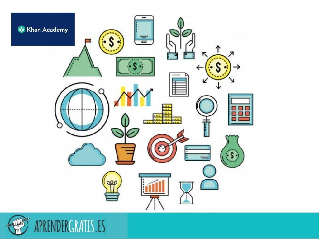 Aprender Gratis   Curso sobre mercados financieros y capital