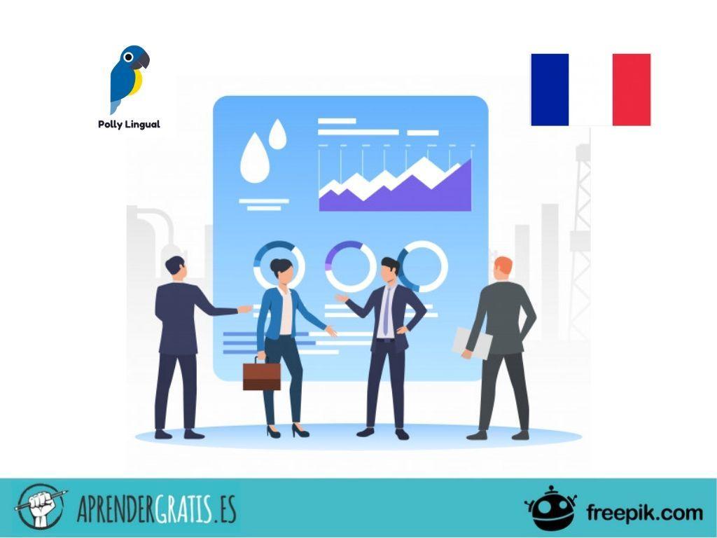 Aprender Gratis   Curso de francés para negocios