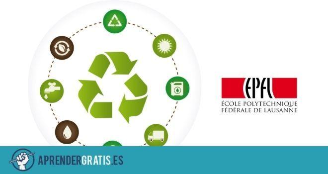 Aprender Gratis   Curso sobre la gestión de residuos