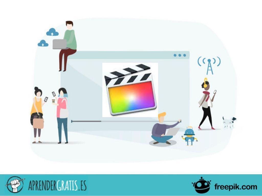 Aprender Gratis | Curso de Final Cut Pro (edición de vídeo)