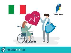 Aprender Gratis | Curso de italiano para el sector salud