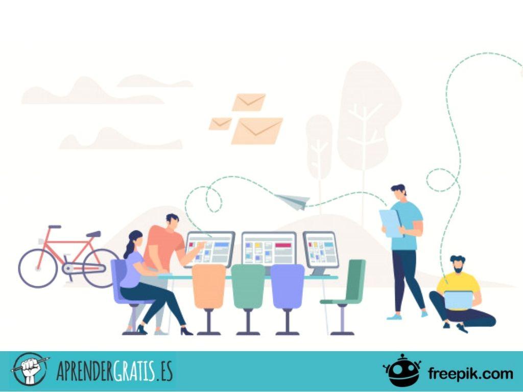 Aprender Gratis | Curso sobre competencias digitales