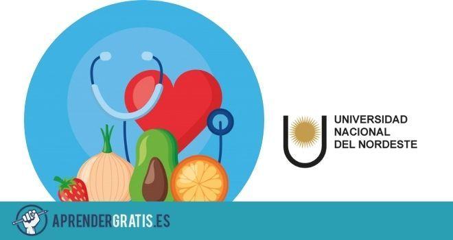 Aprender Gratis | Curso sobre nutrición y salud