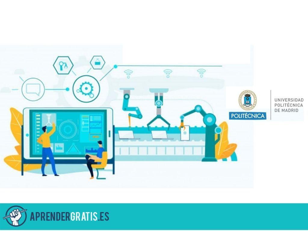 Aprender Gratis | Curso sobre la industria 4.0