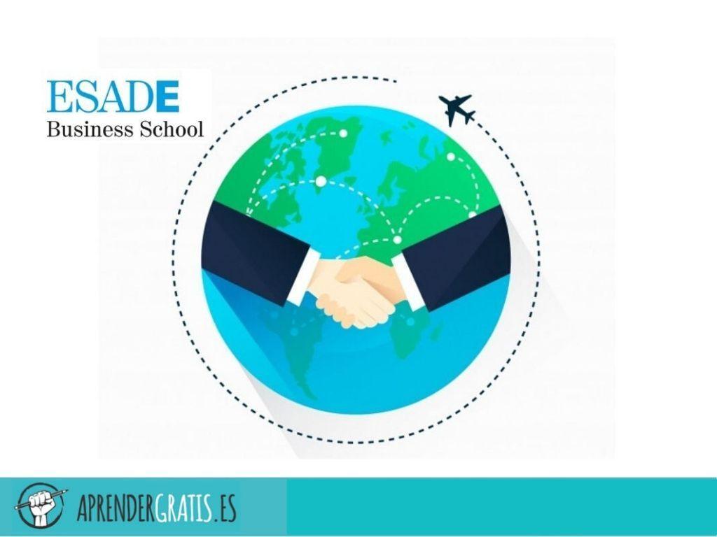 Aprender Gratis | Curso sobre comercio en la geopolítica actual