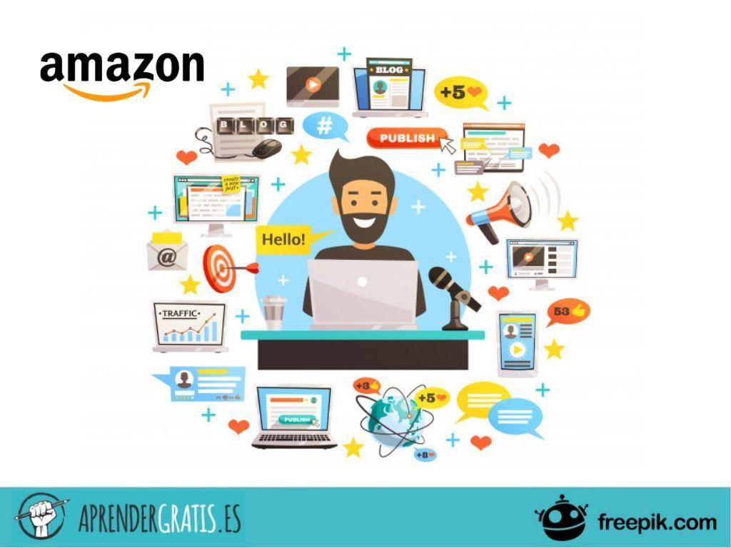 Aprender Gratis   Guía para ganar dinero como blogger por Amazon