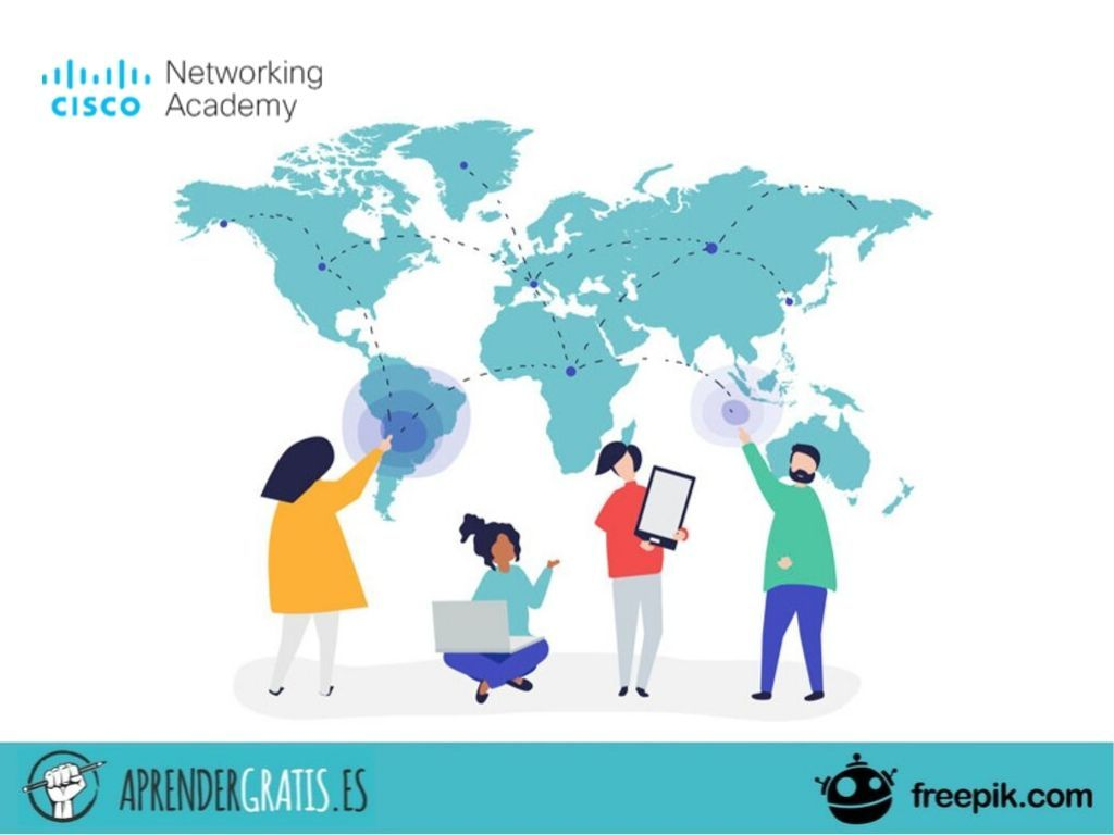 Aprender Gratis | Curso sobre protocolos y arquitectura de redes