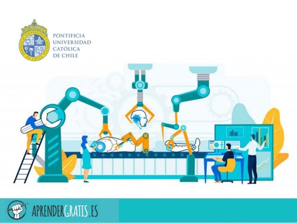 Aprender Gratis | Curso de electrónica y Arduino para construir tus propios robots