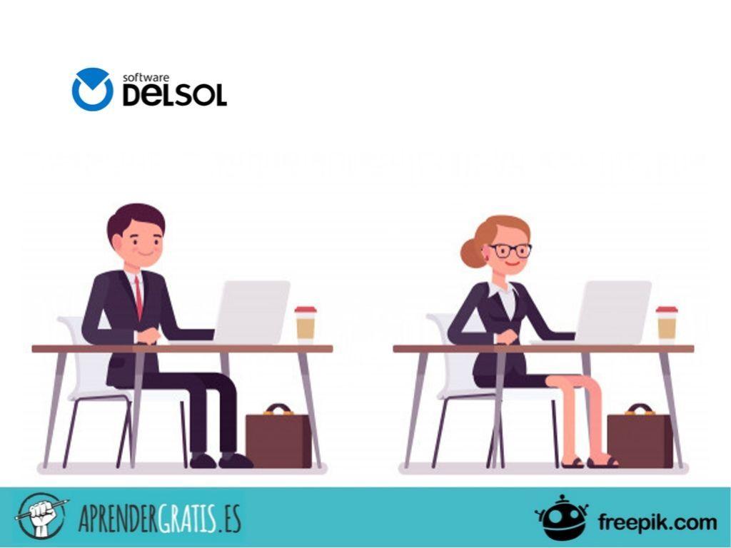 Aprender Gratis   Curso de manejo de software de gestión de empresas Desol