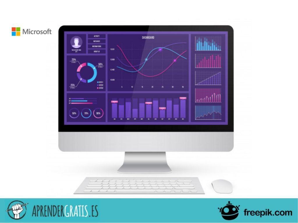 Aprender Gratis   Curso sobre análisis y visualización de datos con Power BI