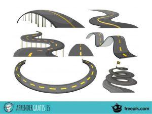 Aprender Gratis | Manual de trazado de carreteras con AutoCad