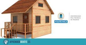 Aprender Gratis | Curso de construcción de casas de madera