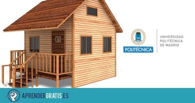 Aprender Gratis   Curso de construcción de casas de madera