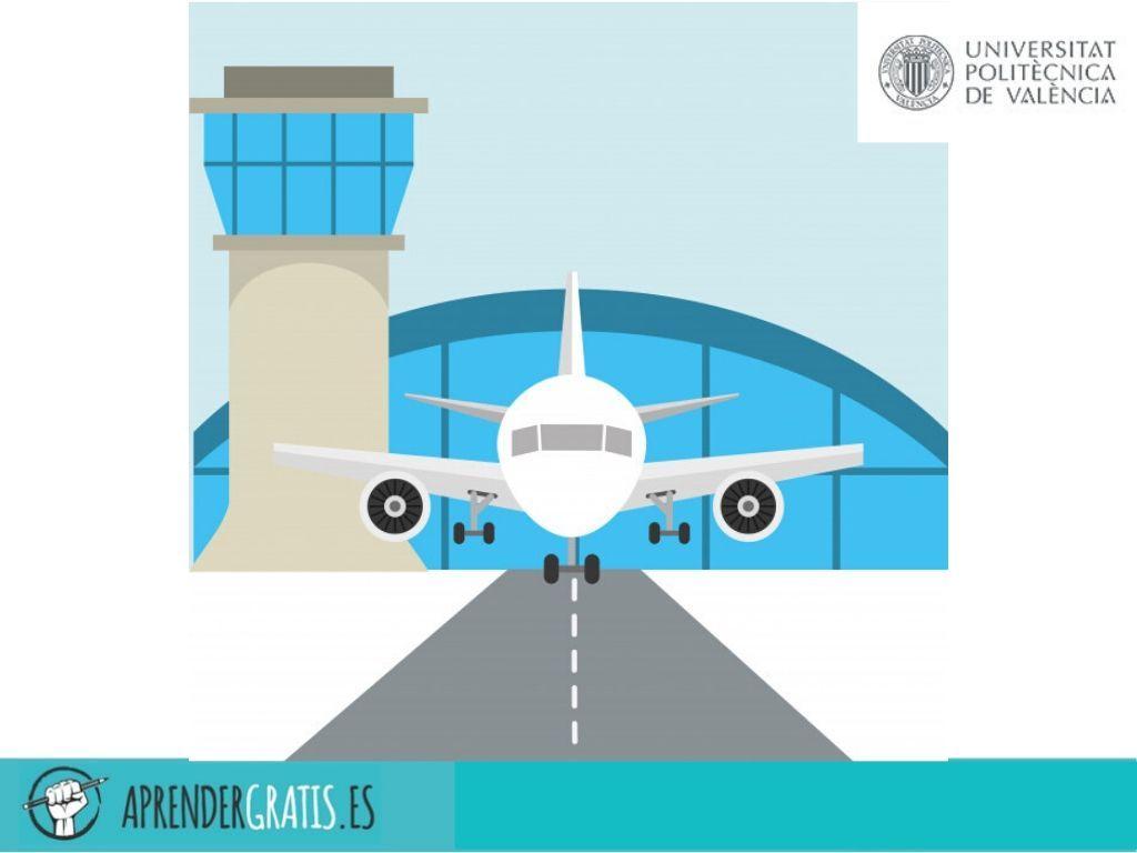 Aprender Gratis   Curso sobre ingeniería de aeropuertos