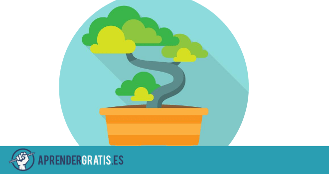 Aprender Gratis | Curso para cuidar bonsais