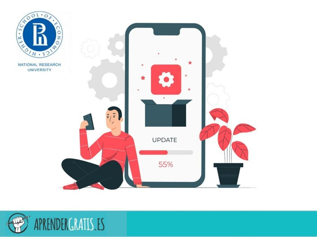 Aprender Gratis | Curso sobre diseño de interacción en aplicaciones móviles
