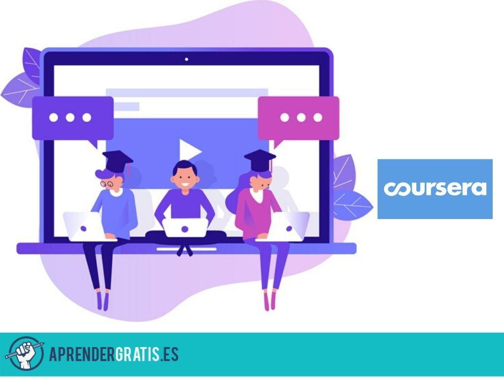 Aprender Gratis | ¿Qué es Coursera?