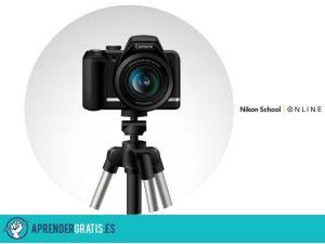Aprender Gratis | Curso de fotografía básica por Nikon