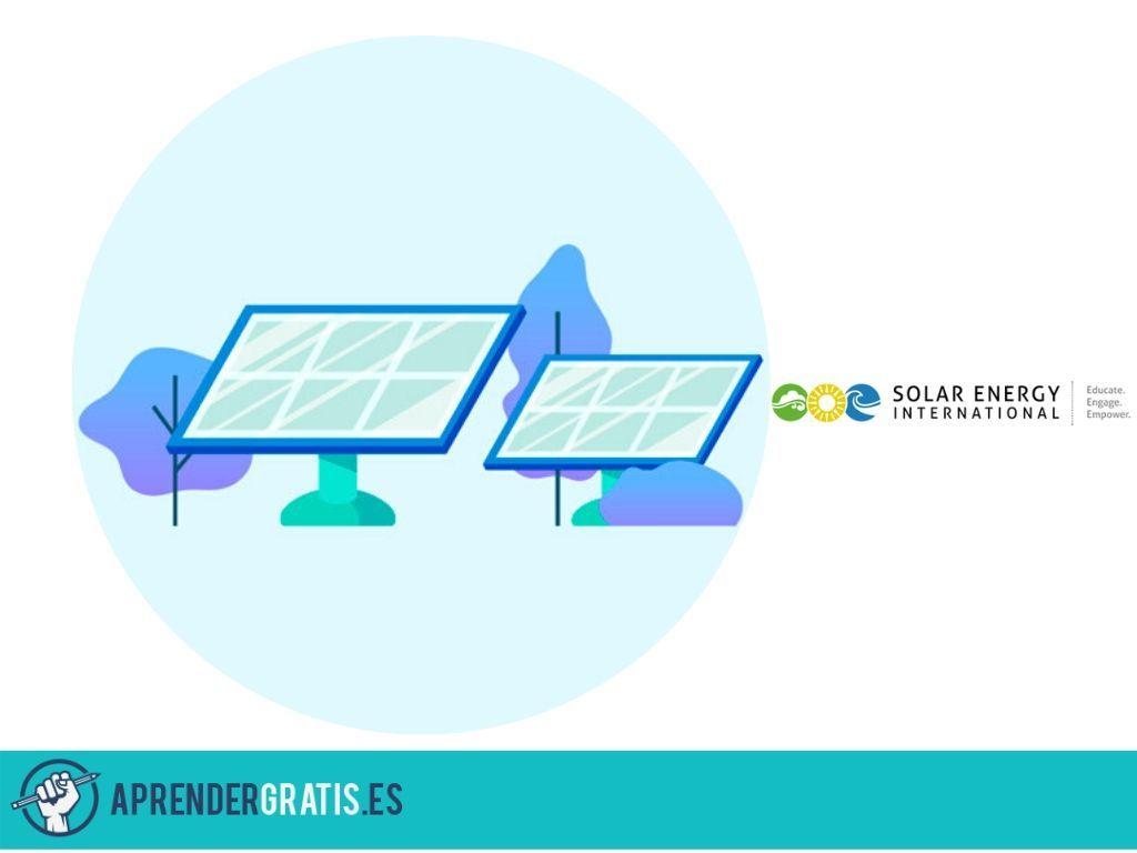Aprender Gratis | Curso sobre instalación de energía solar