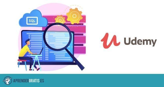 Aprender Gratis | Curso sobre creación de bases de datos SQL