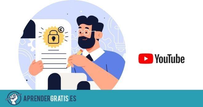 Aprender Gratis | Curso sobre derechos de autor en YouTube