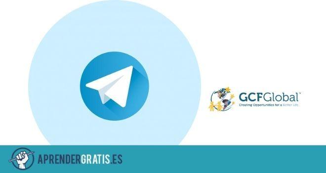 Aprender Gratis   Curso sobre cómo usar Telegram