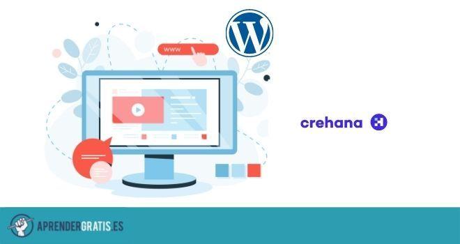 Aprender Gratis | Curso para crear una página web en Wordpress