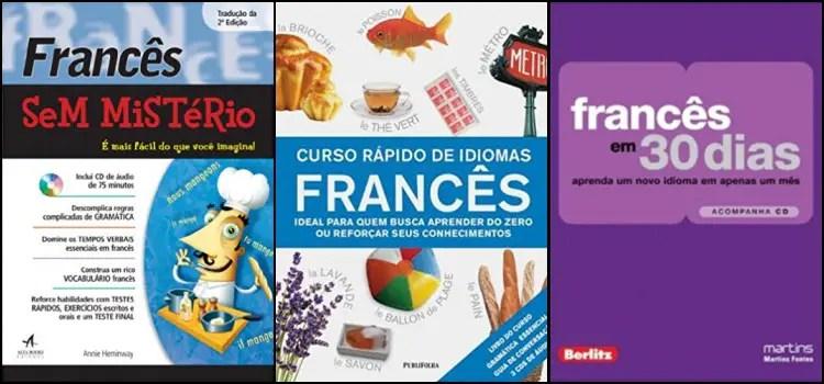 Os Melhores Livros de Francês 3