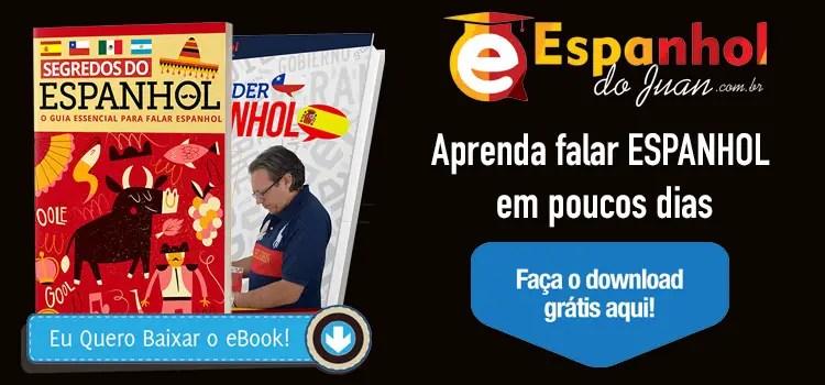 livro curso espanhol online aprender palavras