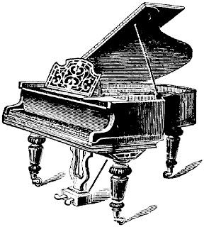 Vals . Iniciación. Partitura y ejecución al piano.