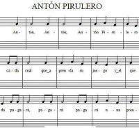 Notas Antón Pirulero. Juego.