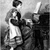 Lectura musical: do re mi.