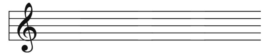 Armadura de clave. Teoría musical