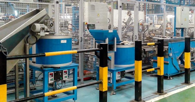 Sistemas flexibles de fabricación.