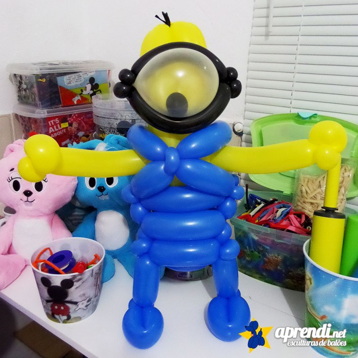 esculturas-de-baloes-minions-aprendi-net-01