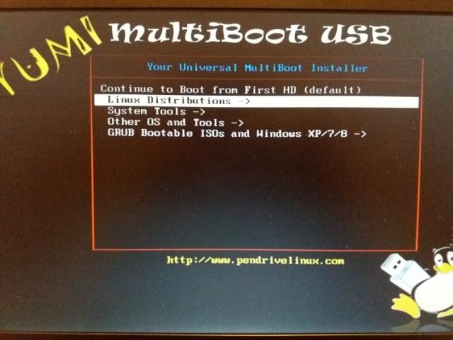 9 multiboot