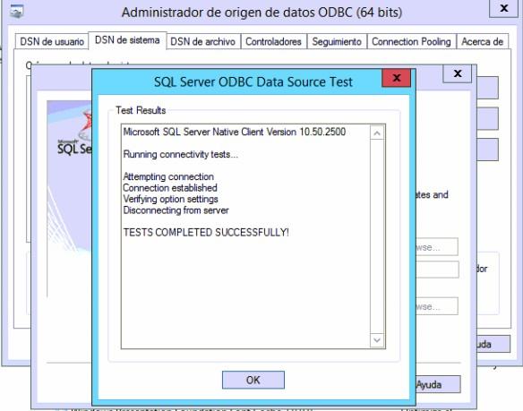sql server odbc