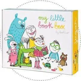 Cajas mensuales de lectura y manualidades para niños