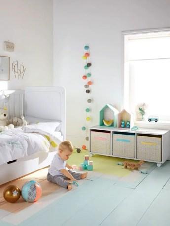 guirnalda luminosa para habitacion de niños