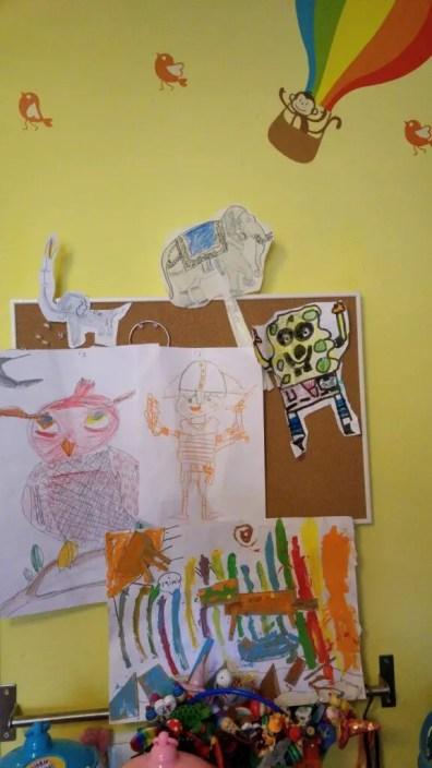 rincón exposición de arte casa