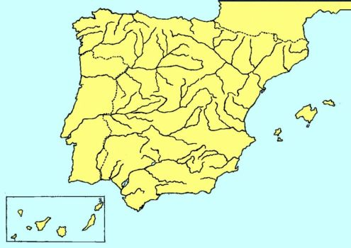 mapa-fisico-rios-de-espana-sin-nombres