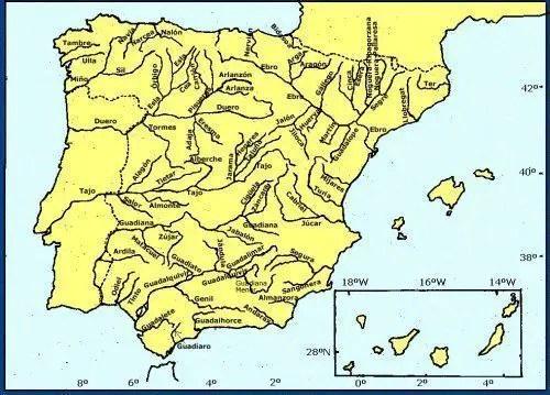 mapa-fisico-rios-de-espana