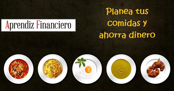 Plan de comidas