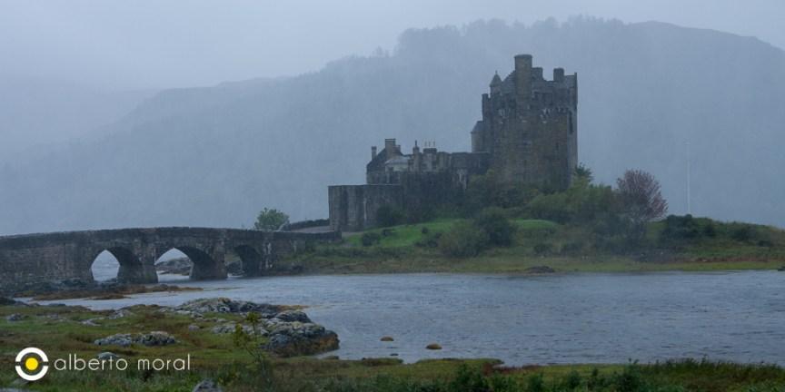 Escocia - Castillo de Eilean Donan